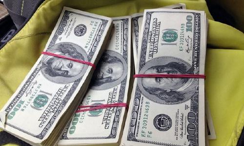 Из Украины в Крым не дали ввезти 23,5 тысячи долларов