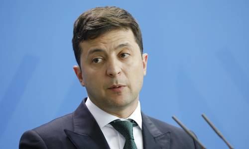 Зеленский уволил начальника управления СБУ по Крыму