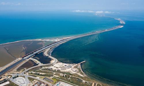 Керченский пролив вновь открыт для судоходства