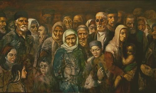 О депортации крымских татар (из «Википедии»)