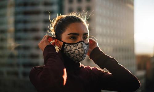 В Крыму пошьют дизайнерские маски