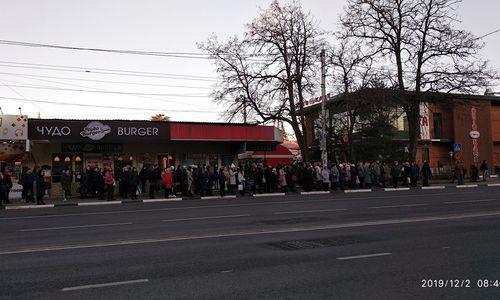 Перекрытие улицы Гагарина парализовало Симферополь