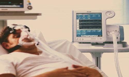 За сутки серьезно ухудшилось состояние одного больного Covid-19