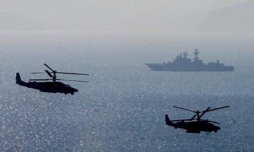 Военное столкновение России и Украины на Азове невозможно