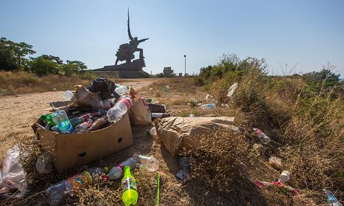 Севастополь оказался в конце экологического рейтинга