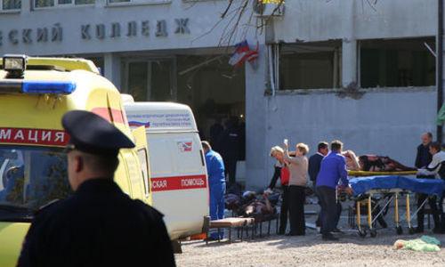 «Офицеры России» подарили айфоны раненым студентам из Керчи