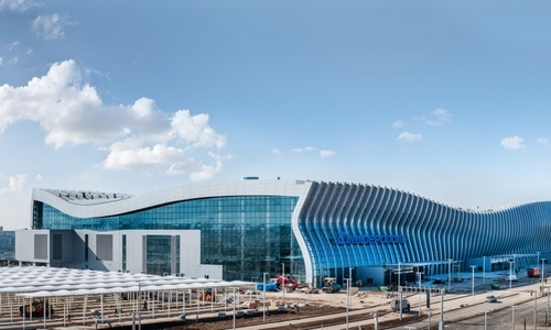 Госкомрегистр оформил собственность на новый аэропорт