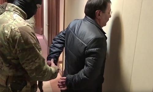 На границе Крыма поймали 5 федеральных преступников