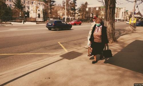 Крымчане возраста «65+» нашли способ получать маски бесплатно