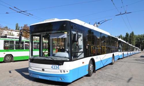 Теперь в Крыму подорожает проезд и в троллейбусах