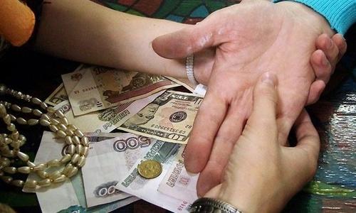 В Крыму с пенсионерки «сняли порчу» за 350 тысяч