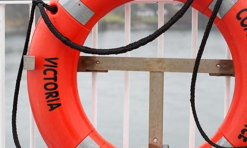 Выпавшего за борт в Азовском море матроса так и не нашли