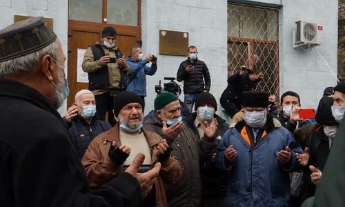 Крымские татары не определились с кандидатом в Госдуму