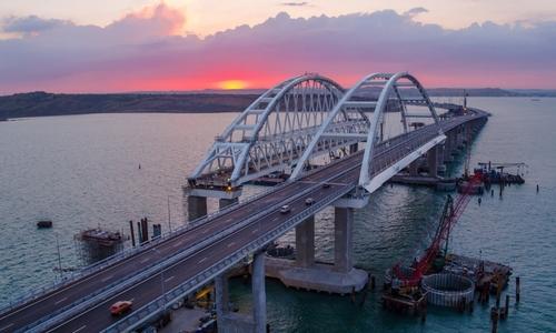 Росгвардейцы могут стать главными охранниками Крымского моста