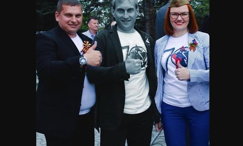 С мэром Евпатории ситуация напряженная