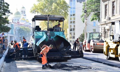 Улицу Невского в Симферополе откроют к концу месяца