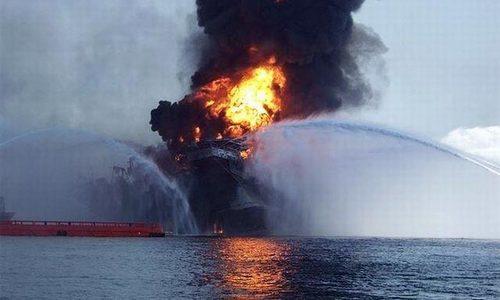 Почему горят корабли?