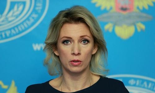 Захарова приехала в Крым по мосту