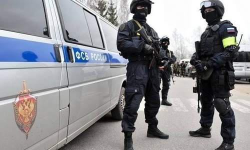 Тишина закончилась: ФСБ сообщила о поимке в Крыму украинских террористов