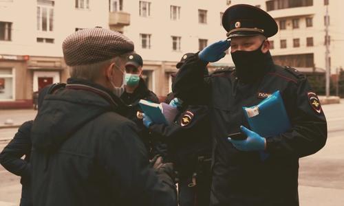 В Крыму для вакцинации никого на улицах хватать не будут