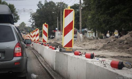 Улицу Севастопольскую в Симферополе откроют уже завтра