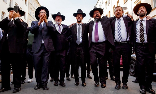 Евреи Крыма обещают объединиться на веки вечные