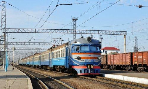 Южная транспортная компания займется электричками в Крыму
