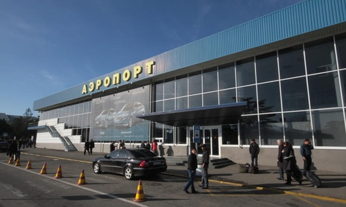 Реконструкция симферопольского аэропорта вошла в активную фазу