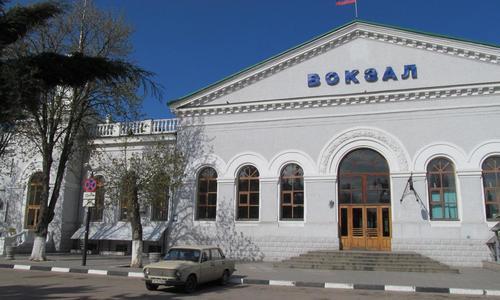 Железнодорожники Крыма восстановили исторический облик вокзала Севастополя