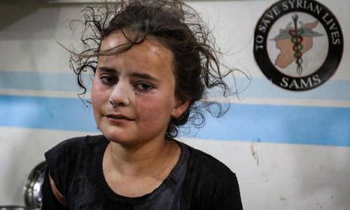 Больных сирийских детей отправили из Крыма