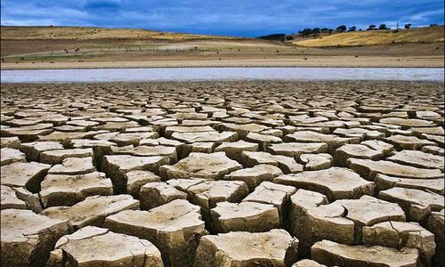Воды в Симферопольском водохранилище больше не стало