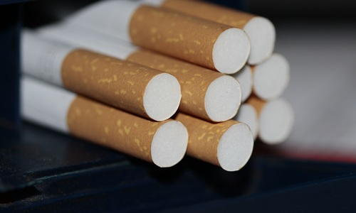 Без акциза: в Керчи изъяли контрафактные сигареты