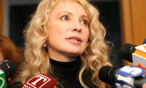 Тимошенко поделилась планами о возвращении Крыма