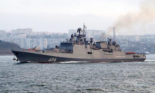 «Севморзавод» будет главной базой ремонта кораблей ЧФ