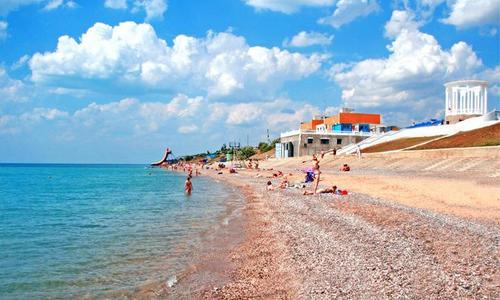 В Николаевке хотят увеличить количество пляжей