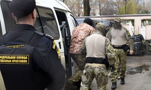 Всем украинским морякам предъявили обвинение