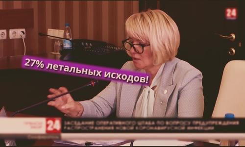 Внебольничная пневмония в Крыму галопирующая