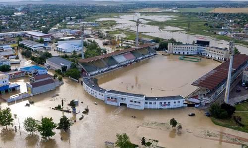 Хватит шаманить воду с неба! Метеорологи снова пророчат Крыму ливень