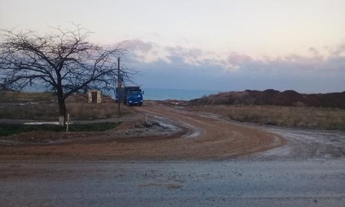 Поездка в Качу может стоить автомобилистам лобового стекла