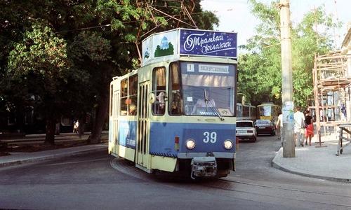 Евпаторийский трамвай вошел в ТОП-5 романтичных мест РФ