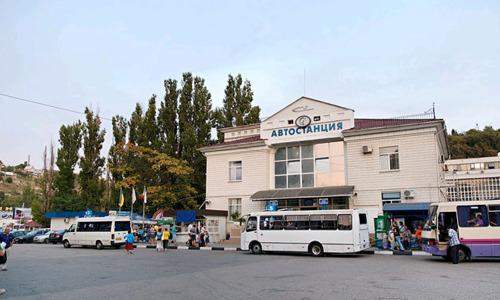 На автовокзале Севастополя нельзя купить билеты на рейсы из Крыма