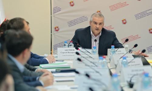 По Армянску кто-то ввел Аксенова в заблуждение