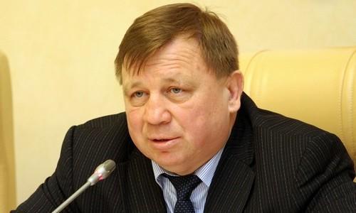 Лукашев и его зам проехались в маршрутках Симферополя