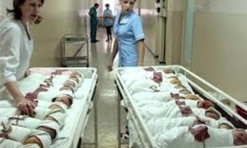 В новом году в Крыму родилось полтысячи детей