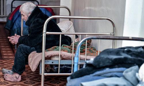 В Симферополе появится приют для бездомных людей