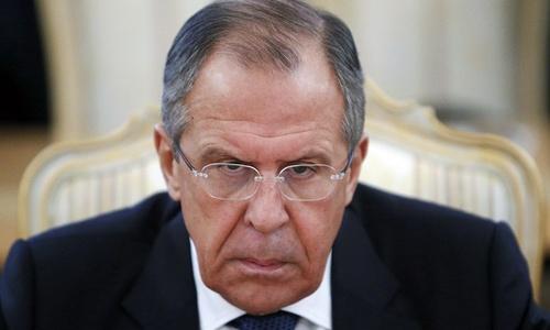 Лавров не хочет рвать отношения с Украиной