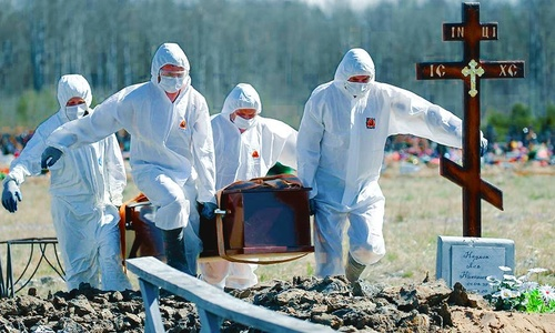 За время пандемии коронавируса в России вымер город типа Симферополя