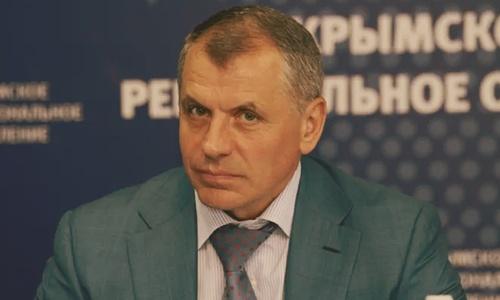 Владимир Константинов оценил ситуацию со снегопадом в Крыму как не сложную