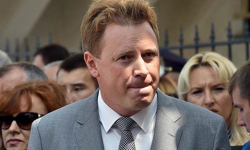 Овсянников устроил скандал к приезду Козака