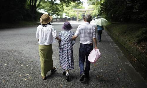 Полиция доложила, что поймала 304 пенсионера